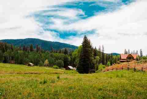 Cresto Ranch Tents at Dunton Hot Springs