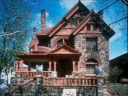 Molly Brown House -- Denver