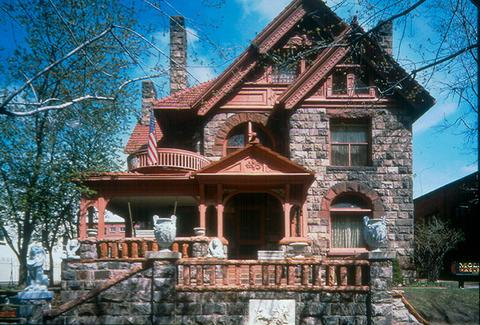 Molly Brown House -- Denver