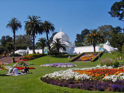 The Conservatory of Flowers