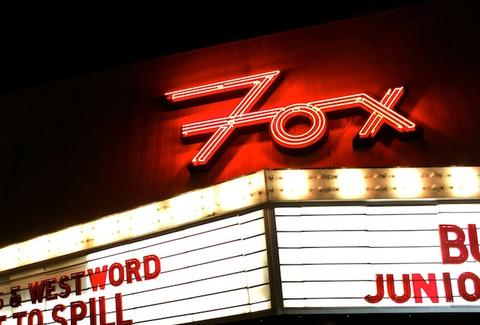 Fox Theater -- Boulder