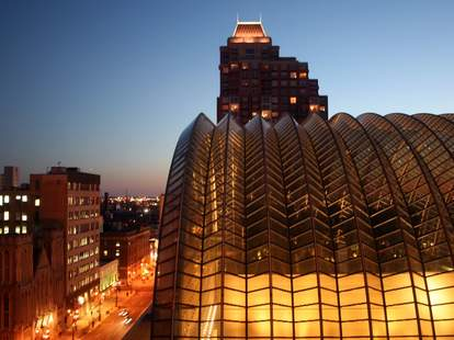 the kimmel center for the performing arts philadelphia