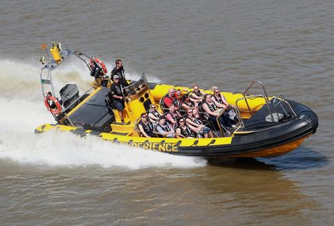 thames rib boat ride london