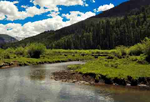 Dolores River in Colorado