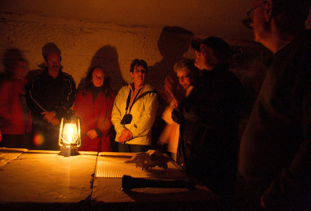 Conduct a paranormal investigation at an abandoned Tasmanian penal colony