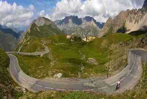 Trek Travel's Classic Climbs of the Tour cycling adventure