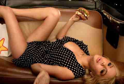 Carl's Jr. Kate Upton