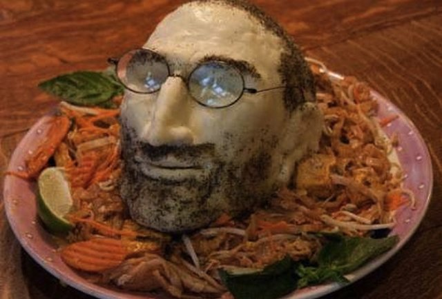 This is the weirdest edible art in the illustrious history of weird edible art