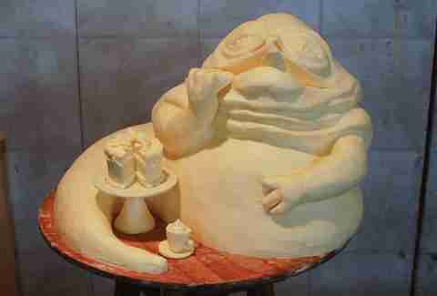 Butter Jabba the Hut