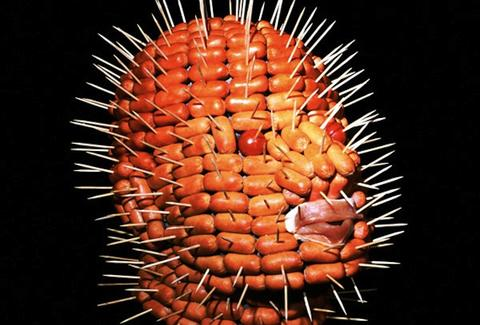 Hot dog pinhead