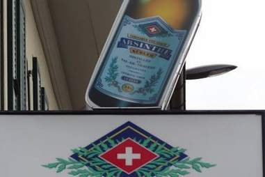 The Franco-Swiss Absinthe Trail
