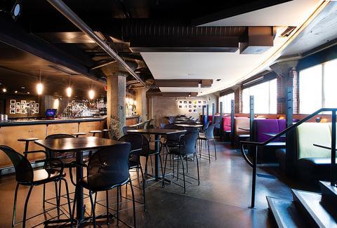 The Triple Door & The Triple Door: A Seattle WA Bar.