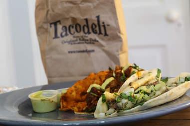 TacoDeli lunch