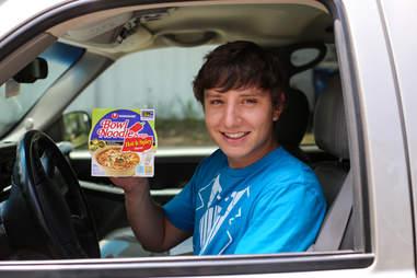 Noodle Soup delivered by Favor