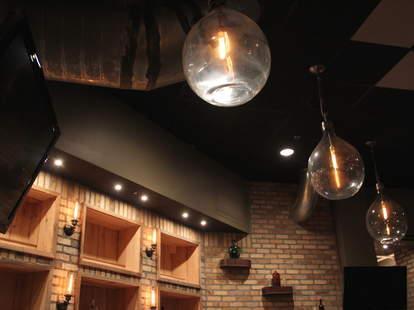 The Pourhouse Interior