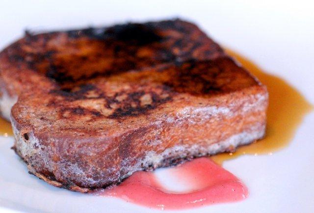 Mistral\'s Brioche French Toast