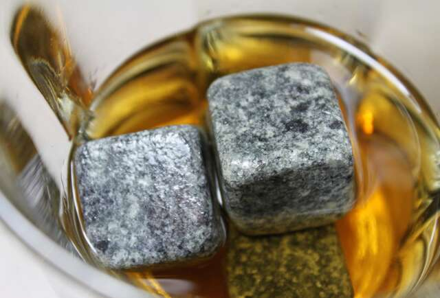 Rock Your Drink Whiskey Stones