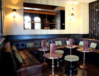Drumbar seating