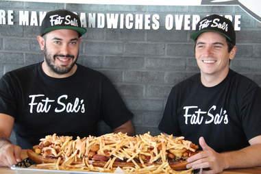 The Big Fat Fatty, Fat Sal's