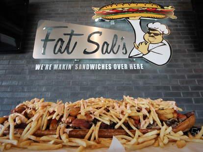 fat sal's hollywood