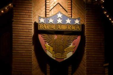 Bar of America exterior