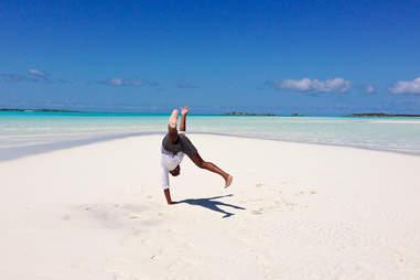 Sandbar - Staniel Cay