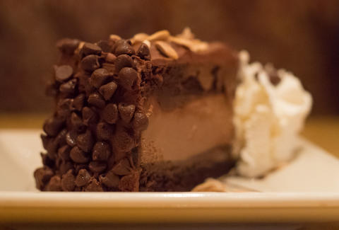 Cheesecake Factory Hershey's Chocolate Bar Cheesecake