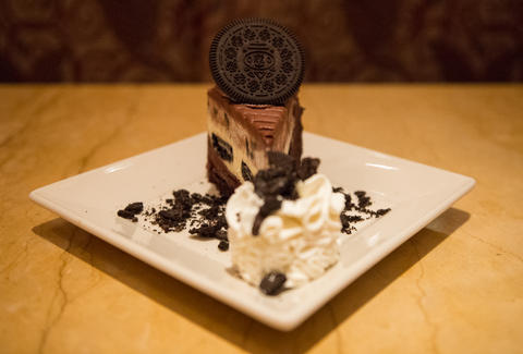 Cheesecake Factory OREO Dream Extreme