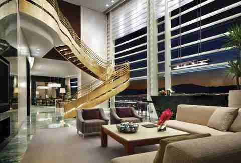 Bachelor Party Suite -- Aria Sky Suites