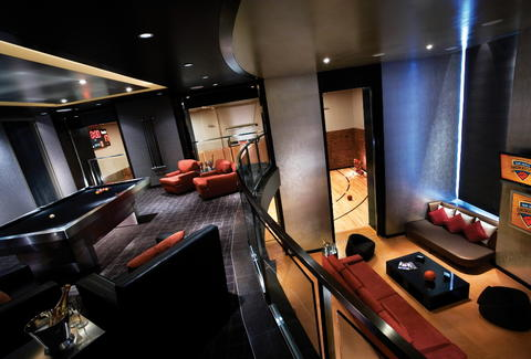 best bachelor party suites in vegas -- las vegas