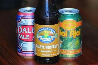 Pale ales and IPAs at The Riverside Market Craft Beer Academy