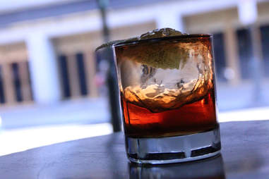 The Vieux Carre at The Farmer's Cabinet
