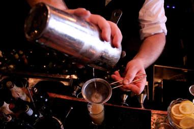 The $23 Long Island Iced Tea at The Farmer's Cabinet