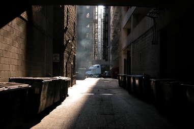 alleyways chicago