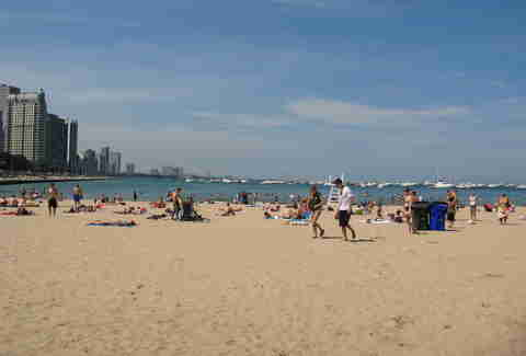 lake michigan chicago