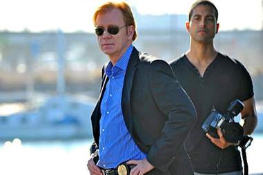 David Caruso, CSI: Miami