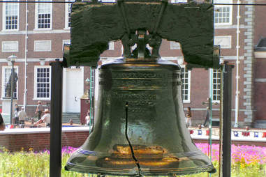the liberty bell philadelphia