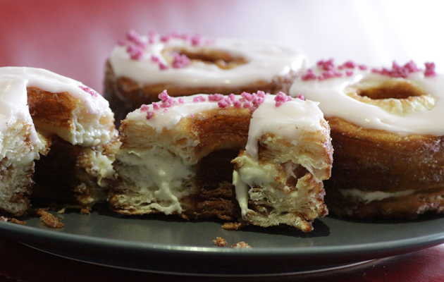 Want to eat a Cronut without getting off of your couch?