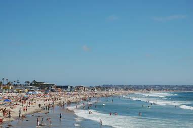 beach san diego california