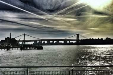 Williamsburg bridge -- NYC