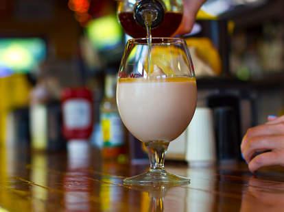 Moe's Original Bar B Que - Bushwacker