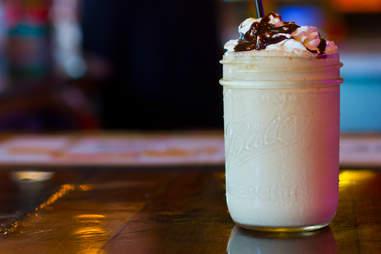 Bone Lick BBQ - Bourbon Milkshake