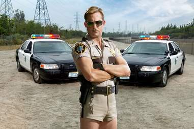 Dangle from Reno 911!