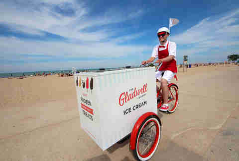 The Gladwell Company trike
