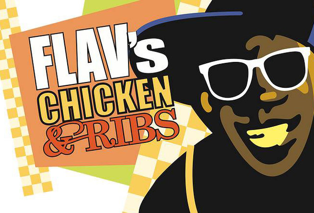 And now, a moment of silence for Flavor Flav\'s Chicken & Ribs, which just closed its last location