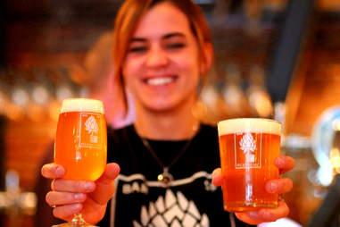 Beers at Mikkeller Bar