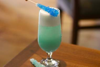 The Breaking Bad Blue Sky cocktail