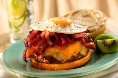 Filling Station burger -- Miami