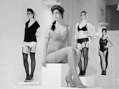 Lingerie Fashion Week -- NYC