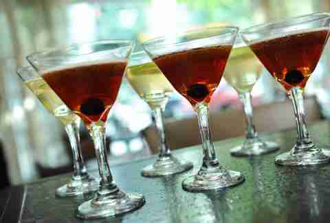 Manhattans at Article 14 -- Atlanta